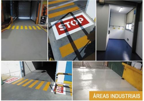 Áreas Industriais